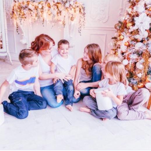 Mompreneur de 5 enfants