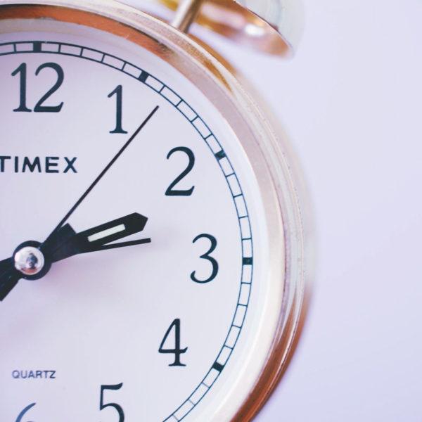 flexibilité du travail et du temps